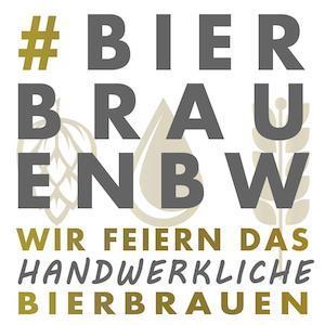 BIERBRAUEN IN BADEN-WÜRTTEMBERG Logo